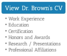 Kenneth Brown, MD's CV logo
