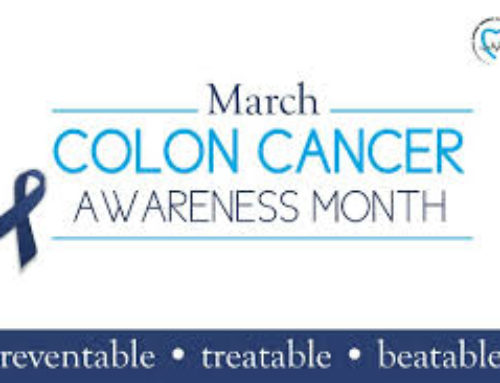 Colon Cancer Awareness March 2015